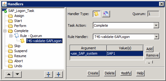 Provide SAP Account Information