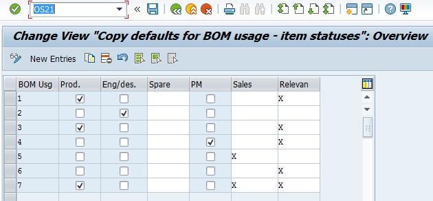 Maintain Position Data